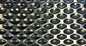 Ruukki Stainless steel Pearl Black