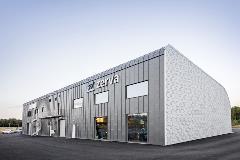 Zerva åpnet sine dører for kunder i mai 2017.