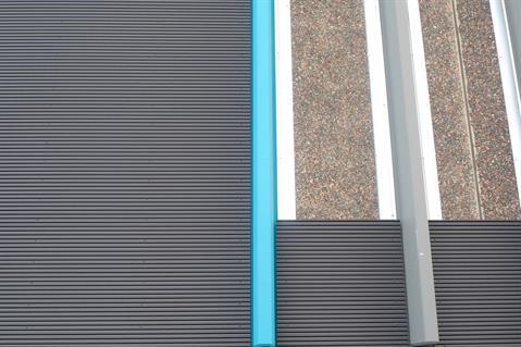 Detale fasady