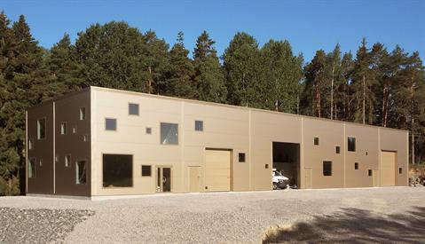 Commercial building Eskilstuna