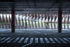 Tallinn airport parking house