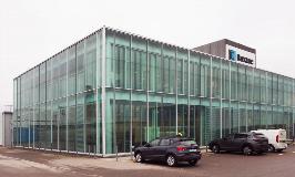 Roxtec perustettiin vuonna 1990 Karlskronassa, Etelä-Ruotsissa perustettu yritys.