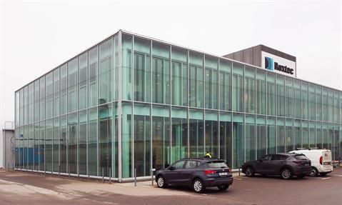Roxtec er et selskap som ble grunnlagt i 1990 og har hovedkontor i Karlskrona.