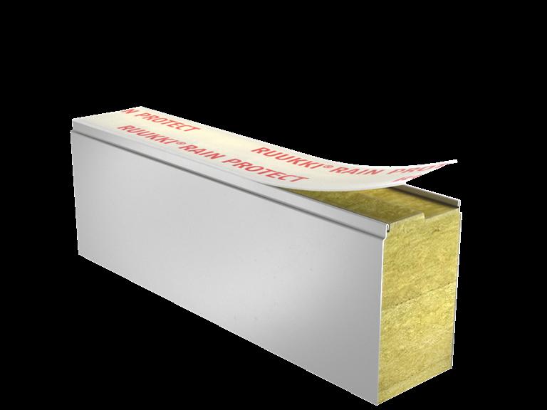 Sandwich panel SPA E för ytterväggar image