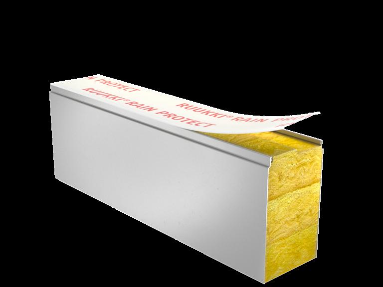 Sandwichpanel SPA E LIFE ENERGY for yttervegger image
