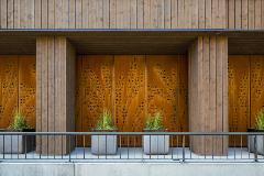 Liberta Cor-Ten 700, Budynek mieszkalny, Estonia