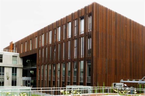 Paupys office building II