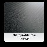 mikroprofiliuotas lakstas