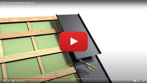 roofit.solar paigaldusvideo valtsprofiil youtube