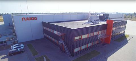 Ruukki factory